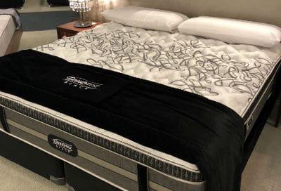 The Beauty Rest Black Mattress